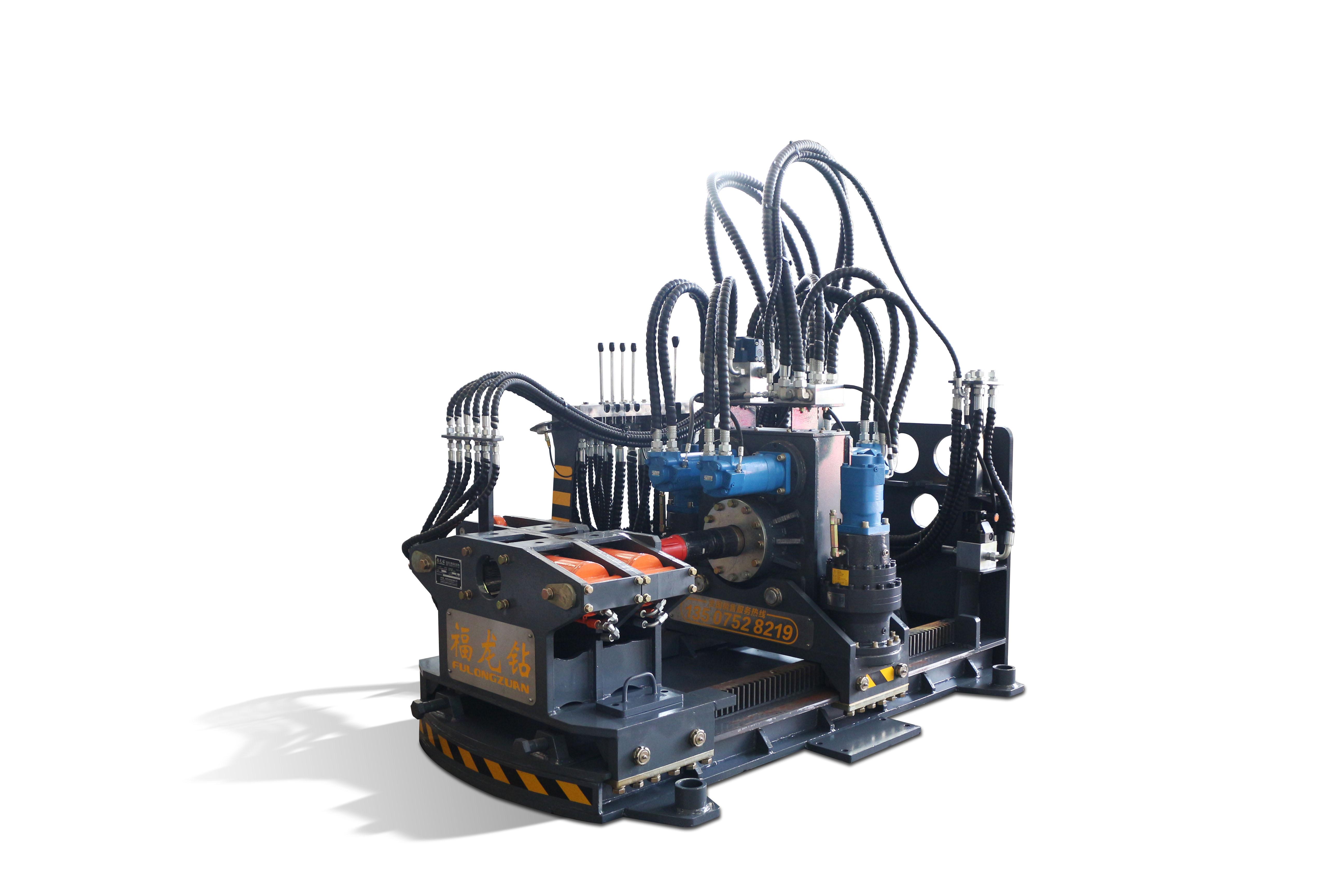 YD-800顶拉管机